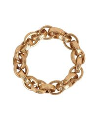 Armitage Avenue - Metallic Chain Link Bracelet - Lyst