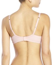 Le Mystere | Pink Invisible Bond T-Shirt Bra | Lyst