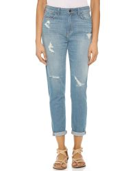 Siwy - Blue Amy Girlfriend Jeans - Fish Out Of Water - Lyst