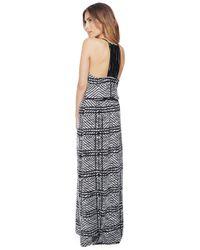 Ella Moss   Black Kyla T-back Dress   Lyst