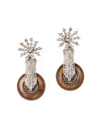 Lulu Frost | Metallic 100 Year Earring #36 | Lyst