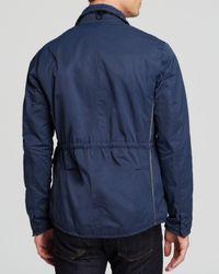 Spiewak - Blue X Narifuri M-43 Road Jacket for Men - Lyst