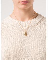 Kelly Wearstler | Metallic Saint's Hand Pendant Necklace | Lyst
