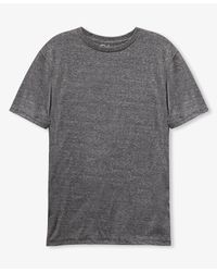 Forever 21 | Gray Heathered Knit Tee for Men | Lyst