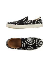 Pomme D'or - Black Low-tops & Trainers - Lyst