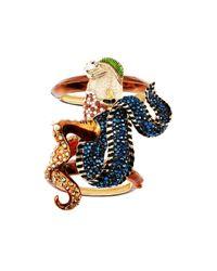Mary Katrantzou | Multicolor Octafish Bracelet Multi Colour | Lyst