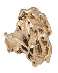 Tamara Akcay - Metallic Verveine Ring - Lyst