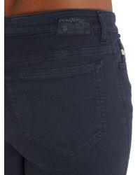 DIESEL | Black Skinzee 0851w Skinny Jeans Leg 32 | Lyst