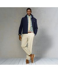 Polo Ralph Lauren - Blue Landon Windbreaker for Men - Lyst