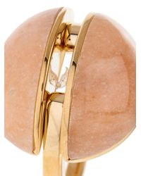 Chloé - Metallic Ellie Ring - Lyst