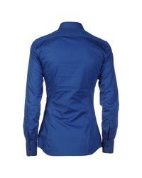 Dolce & Gabbana | Blue Shirt for Men | Lyst