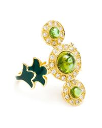 Sabine G - Green 'Trinita Verde' Ring - Lyst