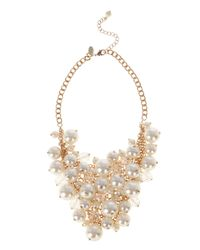 Coast | Metallic Cherona Necklace | Lyst