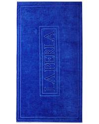 La Perla   Blue Beach Towel   Lyst