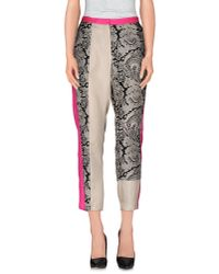By Malene Birger | Natural Casual Trouser | Lyst