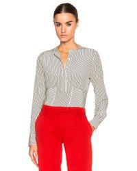 Altuzarra | Multicolor Carnegie Shirt | Lyst