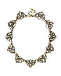 BaubleBar | Metallic Crystal Zelda Collar | Lyst