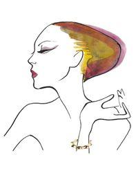 Pamela Love - Metallic Bronze Sun Cuff - Lyst