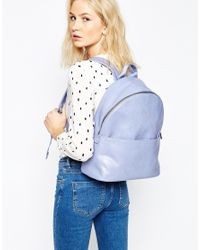 Matt & Nat - Blue Backpack - Lyst