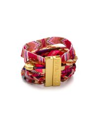 Hipanema - Pink Hippie Bracelet - Lyst