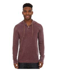 Volcom | Red Murphy Thermal for Men | Lyst