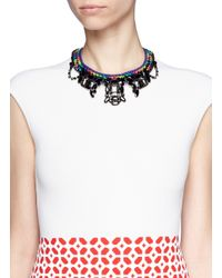 Venessa Arizaga | Multicolor 'kaleidoscope' Necklace | Lyst
