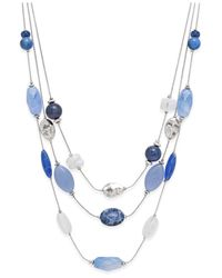 INC International Concepts - Blue Only At Macy's - Lyst
