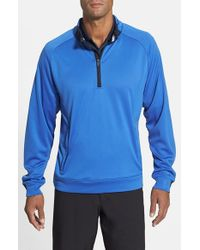 Cutter & Buck | Blue 'nano - Maxwell' Drytec Water Resistant Pullover for Men | Lyst