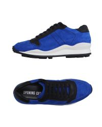 Opening Ceremony - Blue Low-tops & Trainers - Lyst
