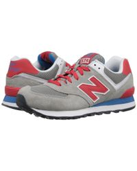 New Balance | Gray 574 - Core Plus | Lyst