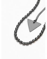Free People - Gray Womens Tiderays Dangle Earrings - Lyst