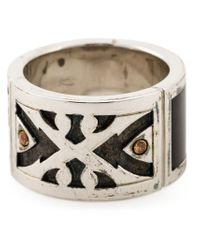 Stephen Webster | Metallic 'london Calling' Ring for Men | Lyst