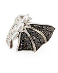 Stephen Webster | Metallic 'fly By Night' Diamond Earrings | Lyst