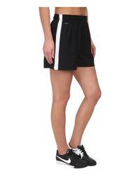 Nike | Black Dri-fit™ Squad Woven Short | Lyst