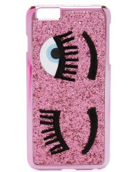 Chiara Ferragni - Multicolor 'flirting' Iphone 6 Case - Lyst
