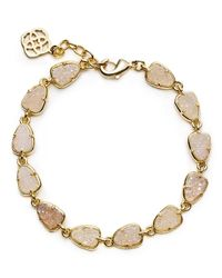 Kendra Scott - Metallic Suzanna Tennis Bracelet - Lyst