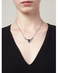 Shaun Leane | Metallic 'bound' Necklace | Lyst