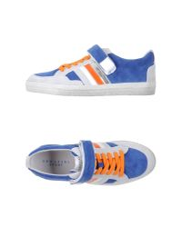 Serafini - Blue Low-tops & Trainers for Men - Lyst