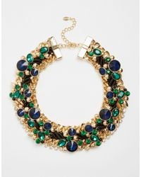 ALDO | Metallic Drego Necklace | Lyst