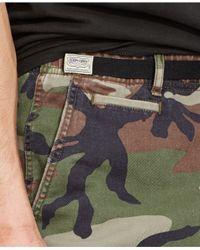 Denim & Supply Ralph Lauren | Green Men's Chino Hiking Pants for Men | Lyst