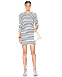 NLST | White Sailor Dress | Lyst