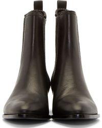 Alexander Wang - Black Anouck Ankle Boots - Lyst