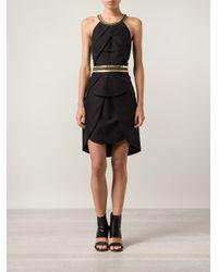 Sass & Bide - Black 'The Good Life' Dress - Lyst