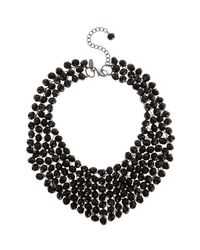 Coast | Black Bella Necklace | Lyst