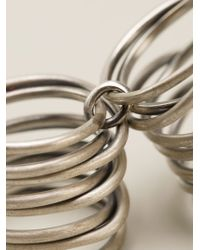 Kelly Wearstler - Metallic 'rebound' Ring - Lyst