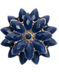 H&M | Blue Earrings | Lyst