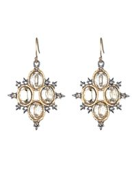 Alexis Bittar | Multicolor Spiked Crystal Drop Earring You Might Also Like | Lyst