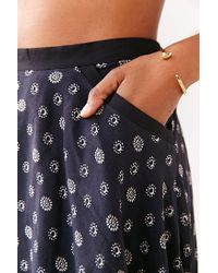 Kimchi Blue | Multicolor Mary Circle Mini Skirt | Lyst