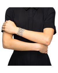 Lulu Frost - Metallic Art Deco Bracelet #8 - Lyst