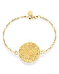 Monica Vinader | Metallic Mini Marie Bracelet | Lyst
